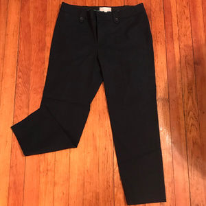 Banana Republic Navy Trousers with Tags